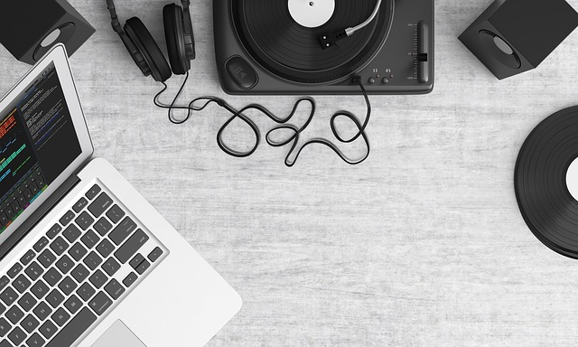 pc a gramofon