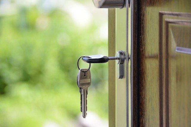 Klíče od vlastního domu